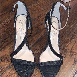NEW Glitter Jessica Simpson Heels